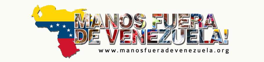 Campaña Manos Fuera de Venezuela